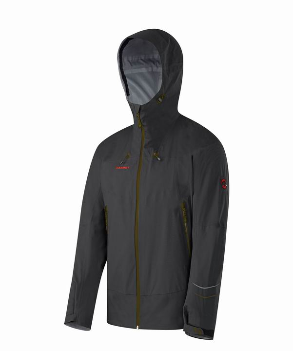 Mammut Men Lanin Jacket black
