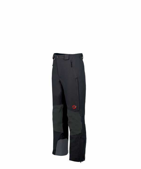 Mammut Men Castor Pants black