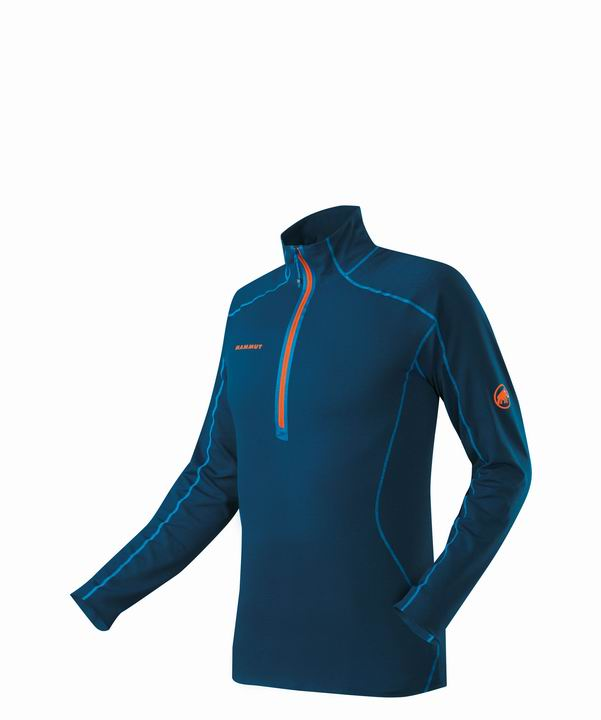 Mammut Men Moench Longsleeve orion