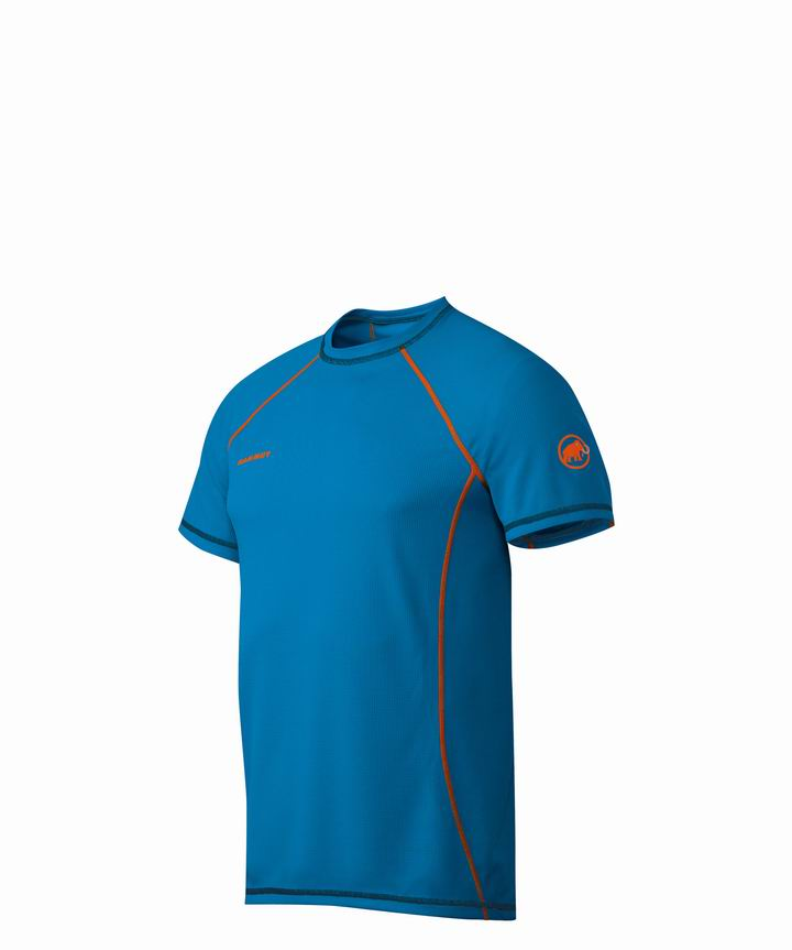 Mammut Men Moench T-Shirt cyan