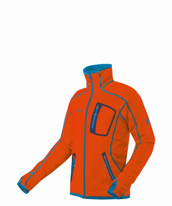 Mammut Men Eiswand Jacket orange