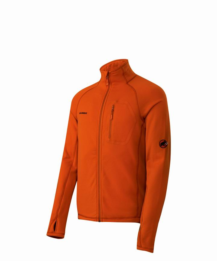 Mammut Men Aconcagua Jacket orange-ginger
