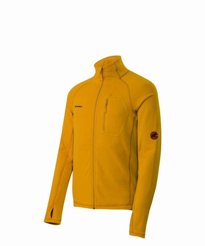 Mammut Men Aconcagua Jacket yolk