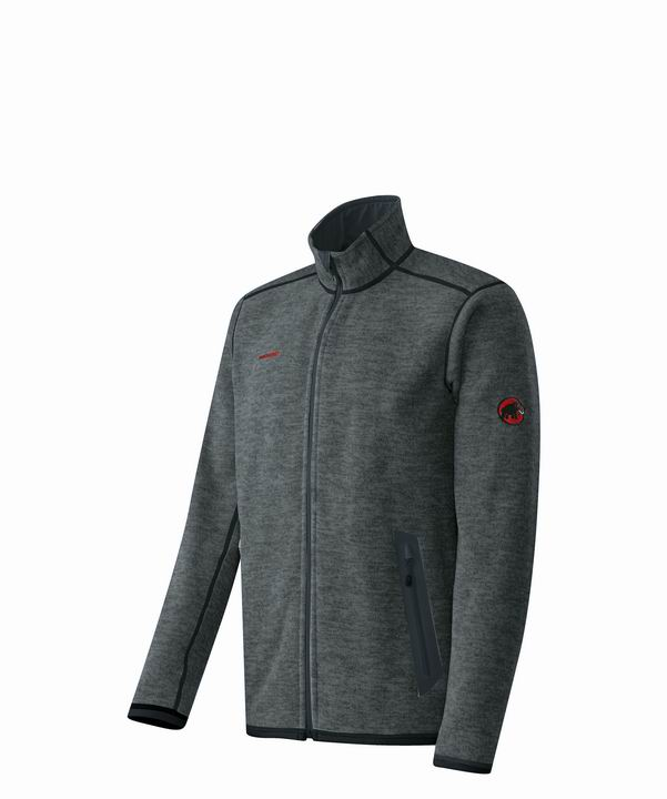 Mammut Men Polar Jacket smoke