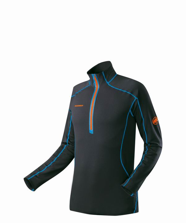 Mammut Men Moench Longsleeve black