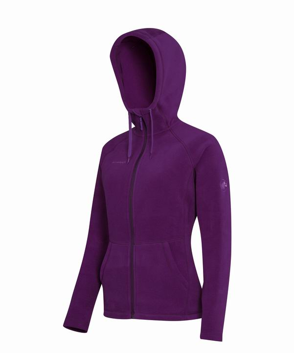 Mammut Women Innominata Hoody dark bloom