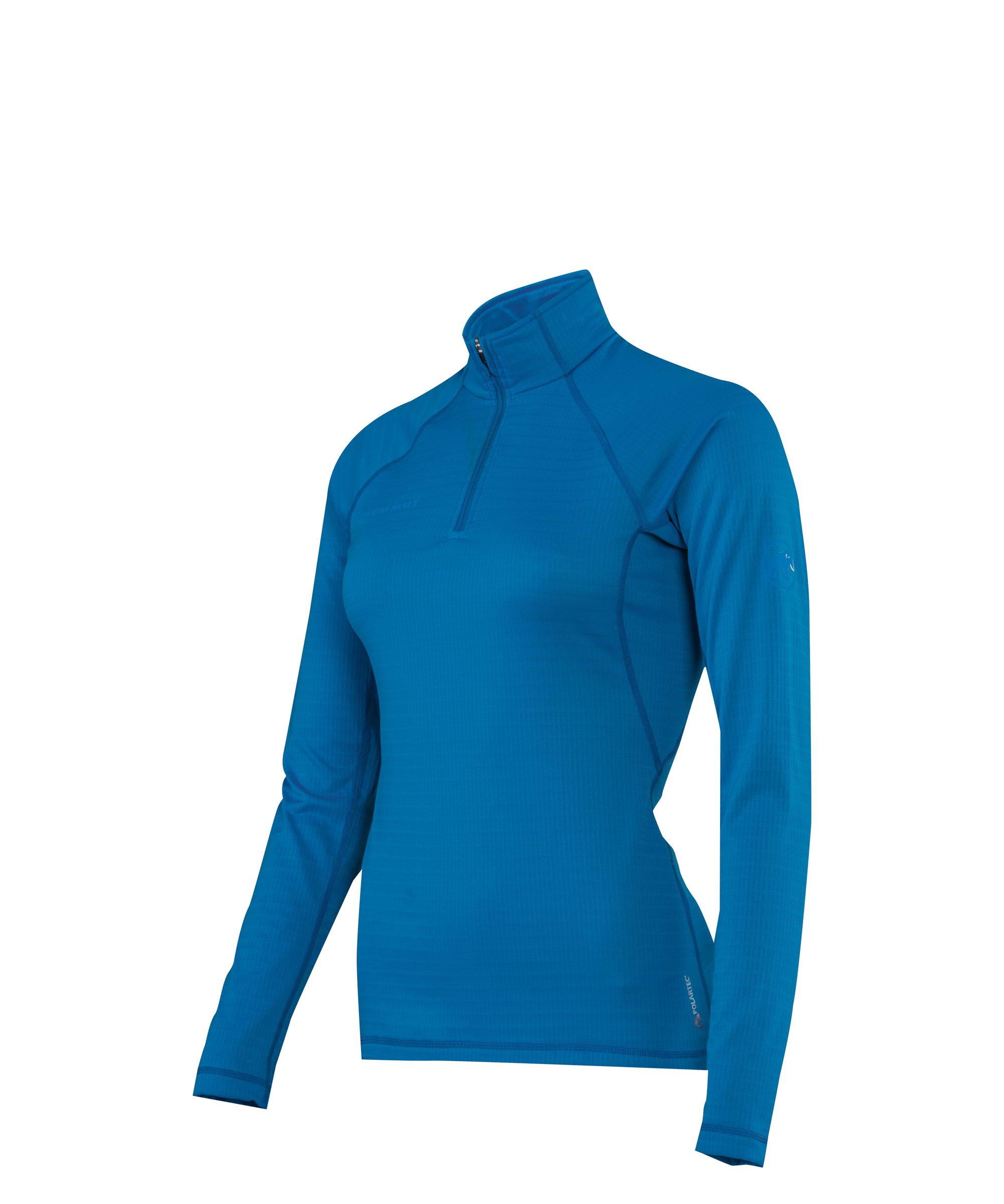Mammut Women Illiniza Zip Pull imperial