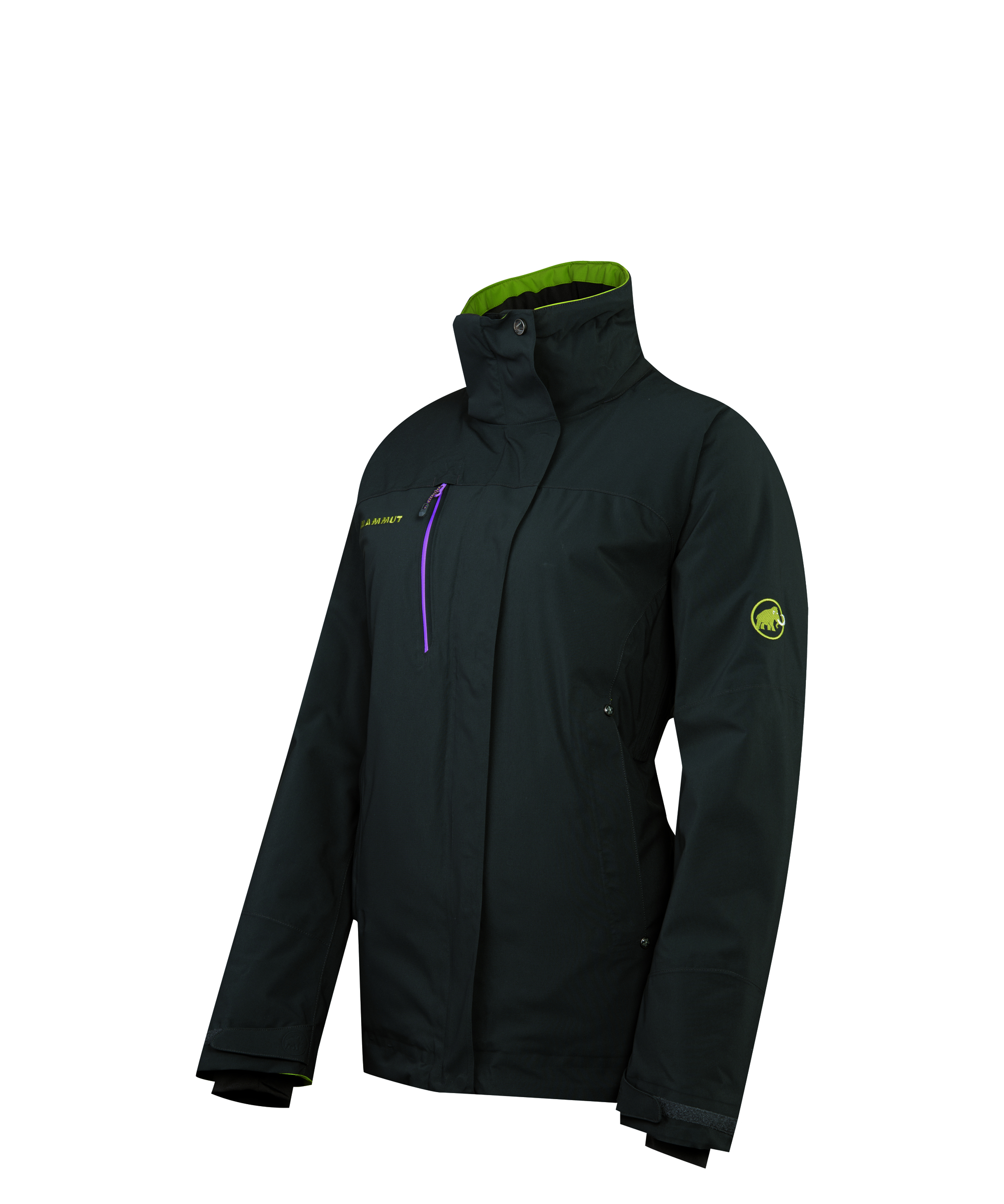 Mammut Women Glimmer Jacket graphite