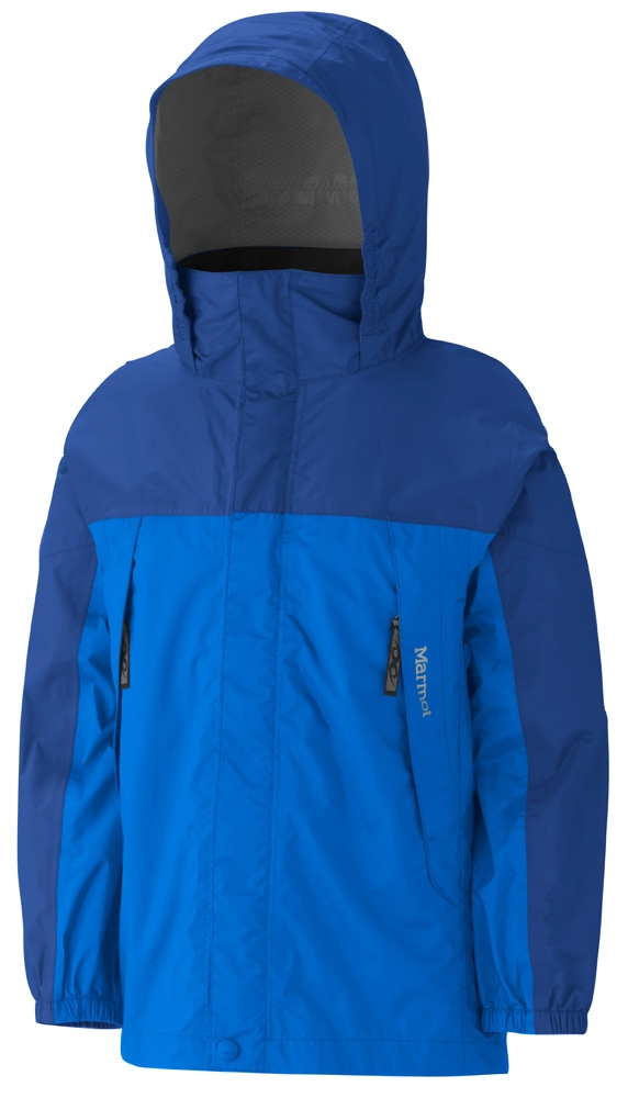 Marmot Boys PreCip Jacket Cobalt Blue/Royal Navy