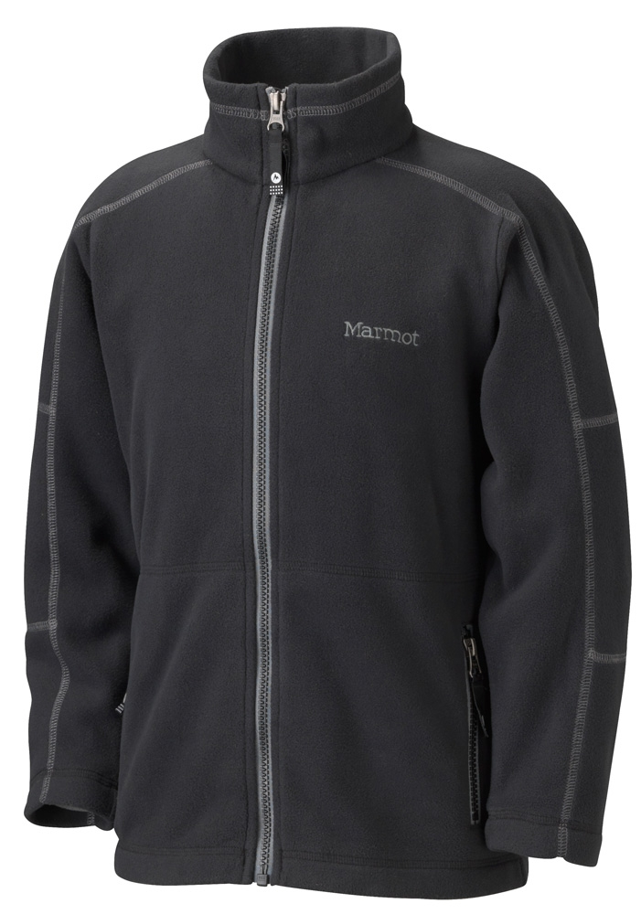 Marmot Boys Flash Jacket Black