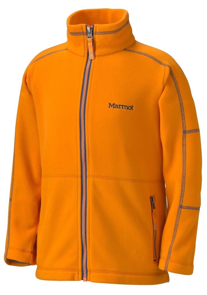 Marmot Boys Flash Jacket Dark Orange