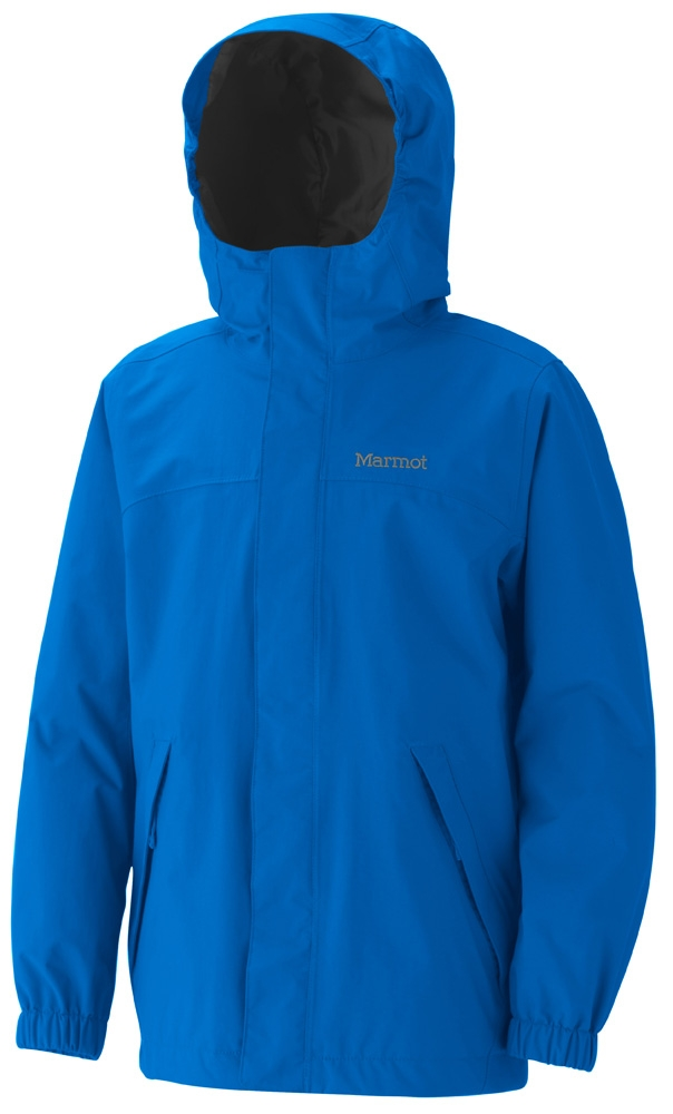Marmot Boys Storm Shield Jacket Cobalt Blue