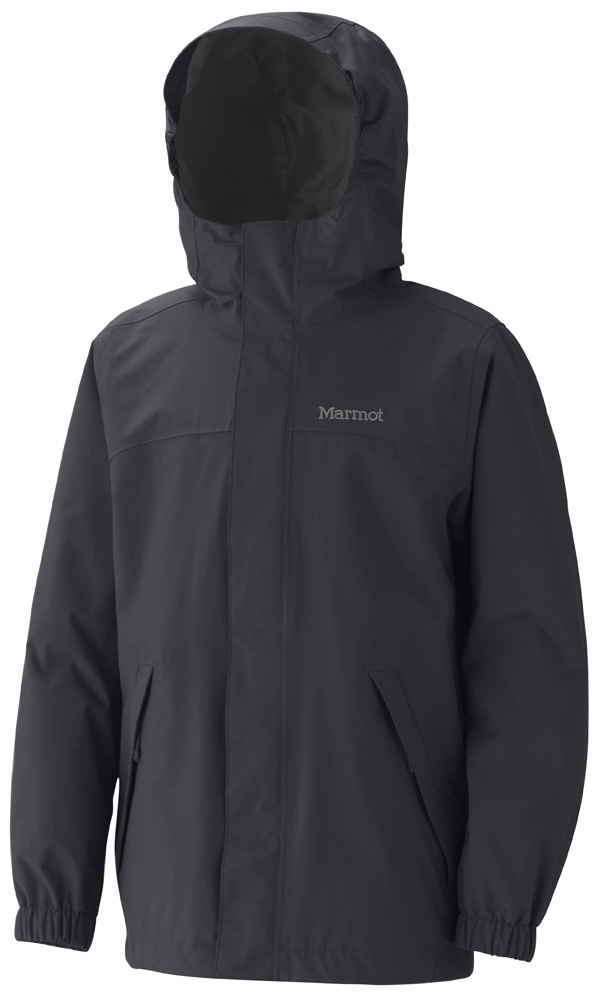 Marmot Boys Storm Shield Jacket Black