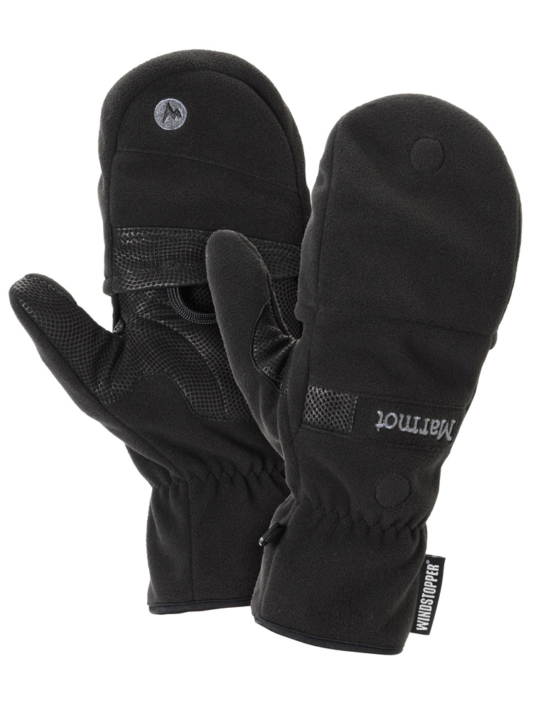 Marmot Windstopper Convertible Glove Any Color