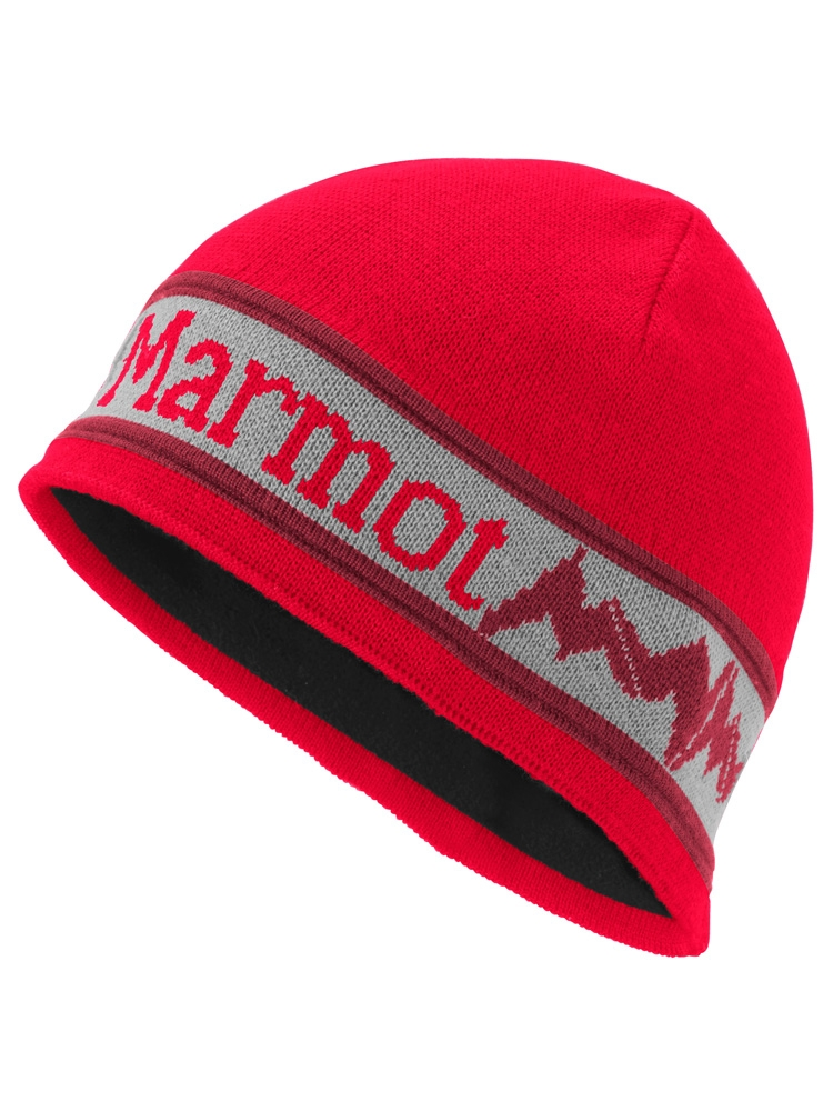 Marmot Spike Hat Team Red