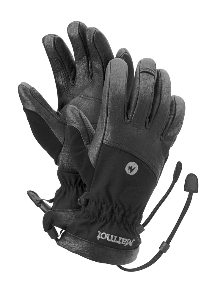 Marmot Exum Work Glove True Black