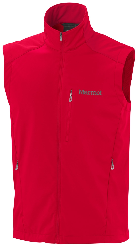 Marmot Approach Vest Team Red