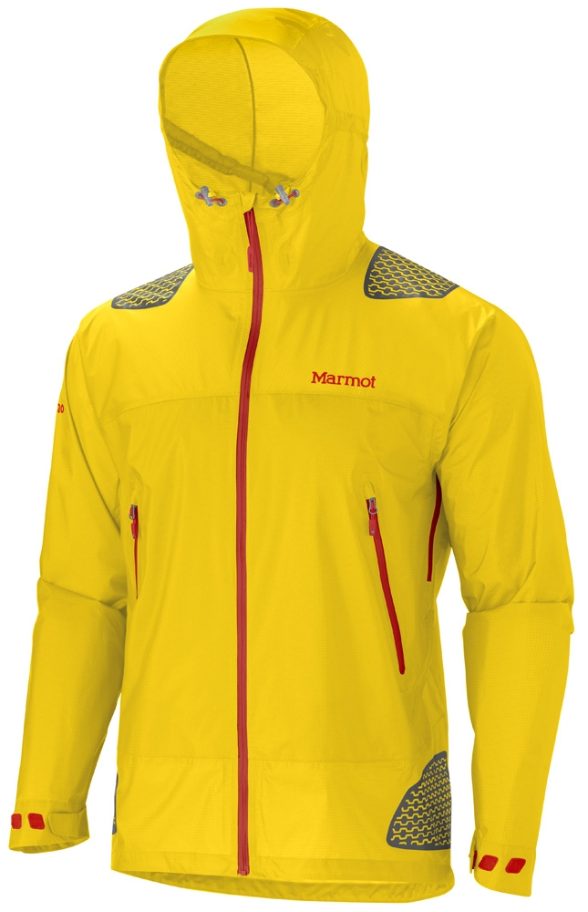 Marmot Super Mica Jacket Cyber Yellow
