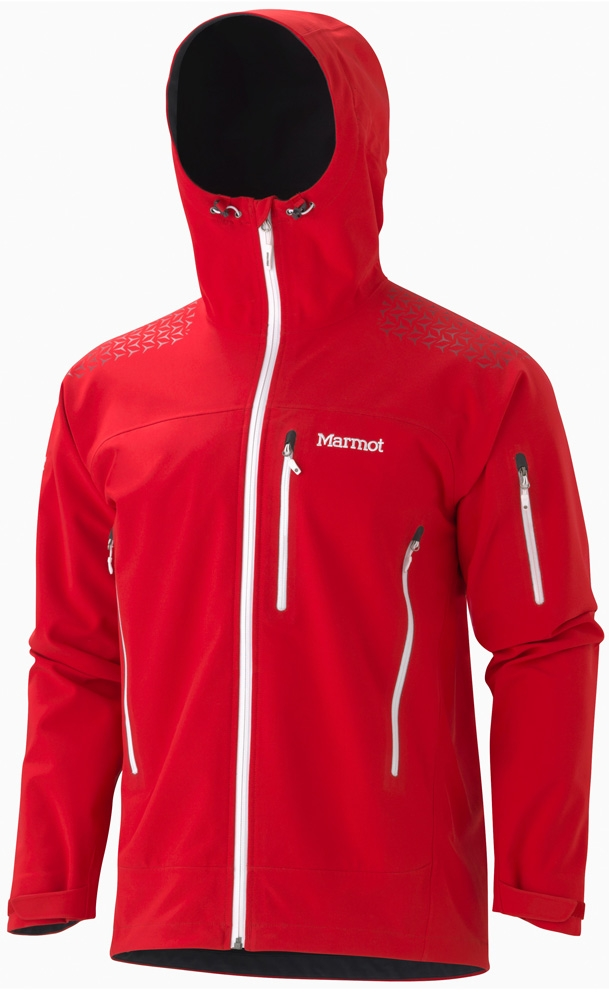 Marmot Zion Jacket Team Red