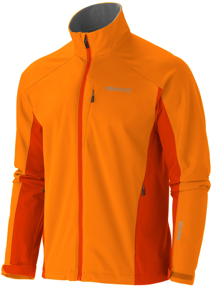 Marmot Leadville Jacket Flash Orange/Mars Orange