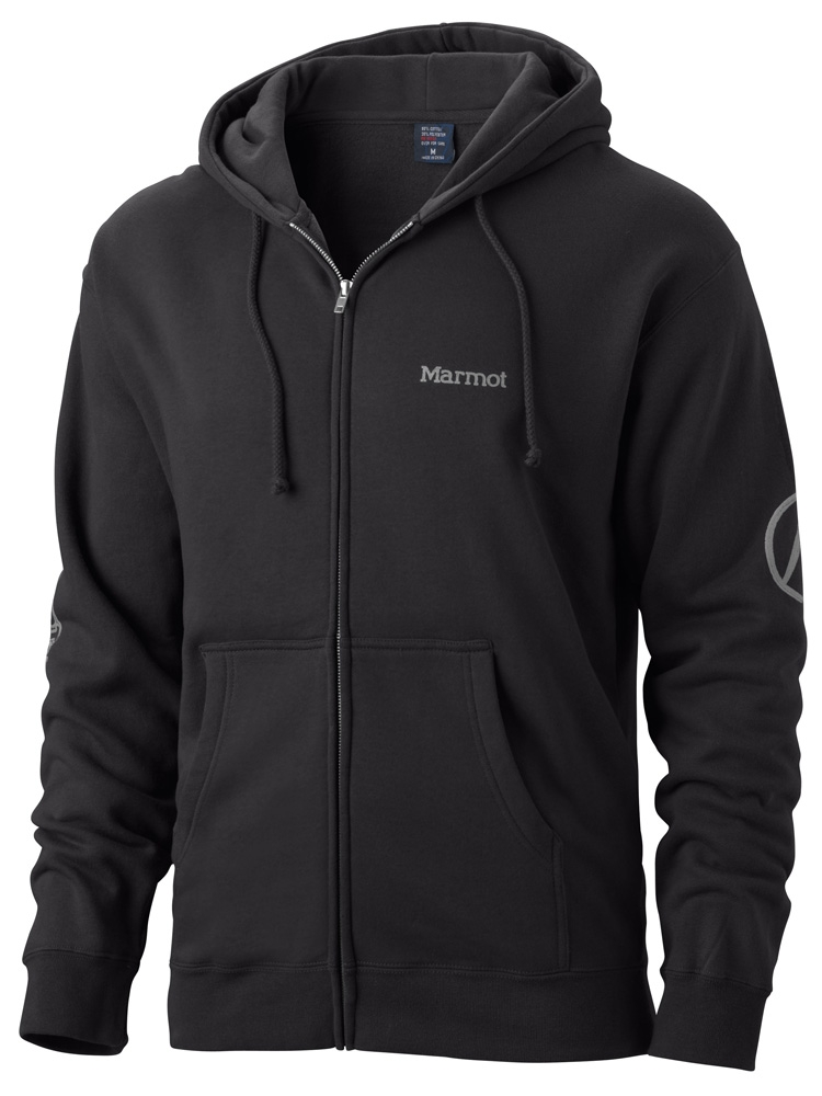 Marmot Interval Hoody Black