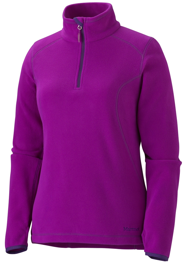 Marmot Womens Flashpoint 1/2 Zip Bright Berry