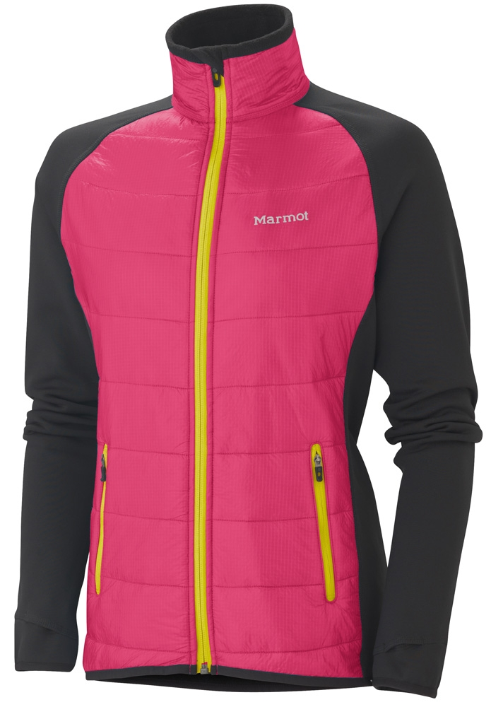 Marmot Womens Variant Jacket Bright Rose/Black