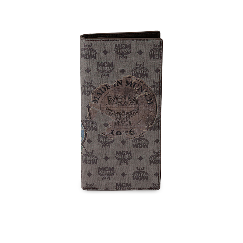 MCM VASCO LONG WALLET