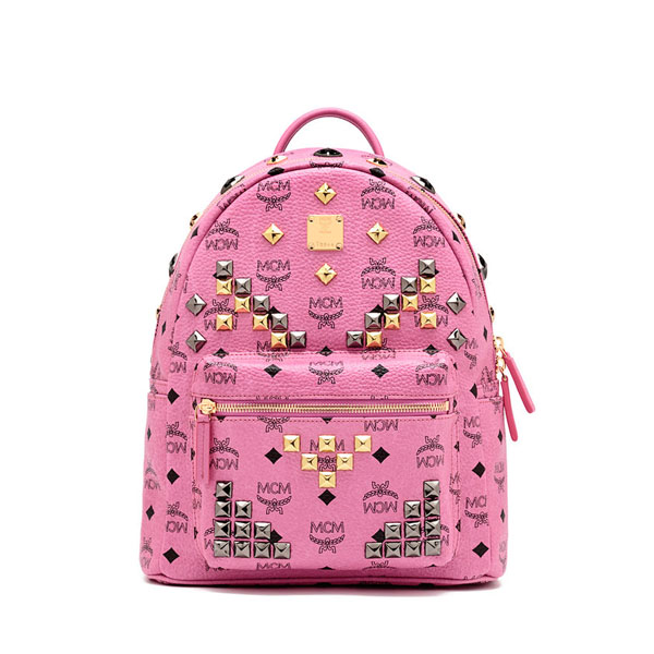 MCM TRAVEL Stark STARK BACKPACK Pink