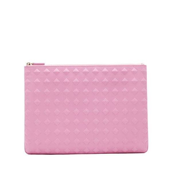 MCM TRAVEL Tantris Leather TANTRIS POUCH Pink