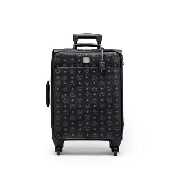 MCM WOMEN Travel CABIN TRAVEL TROLLEY Black