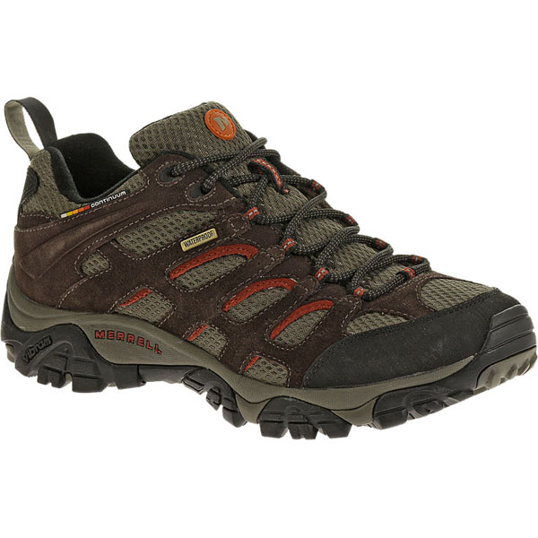 MERRELL MEN'S MOAB POLAR WATERPROOF Espresso