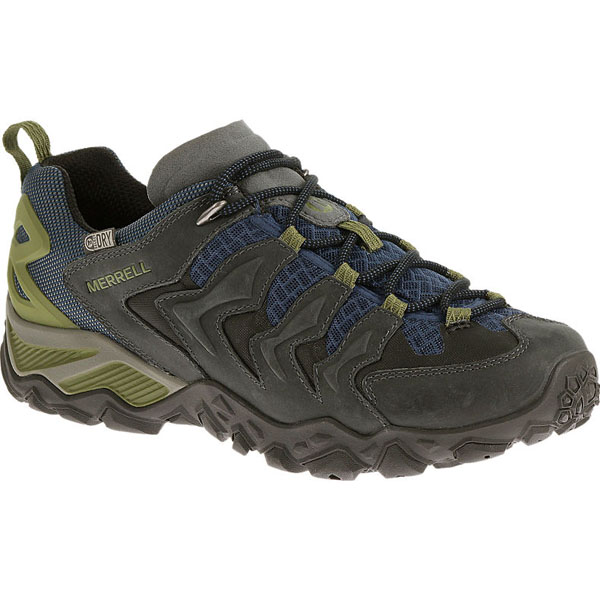 MERRELL MEN'S CHAMELEON SHIFT VENTILATOR WATERPROOF Castle Rock/Tahoe Blue