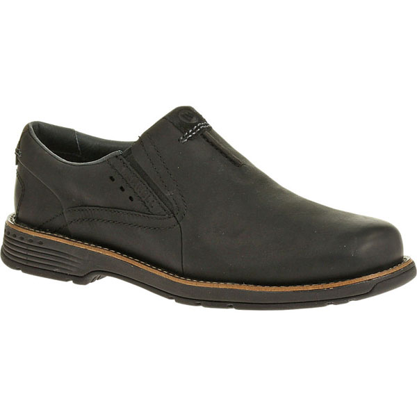 MERRELL MEN'S REALM MOC Black