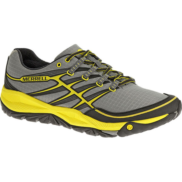 MERRELL MEN'S ALL OUT RUSH Wild Dove/Yellow