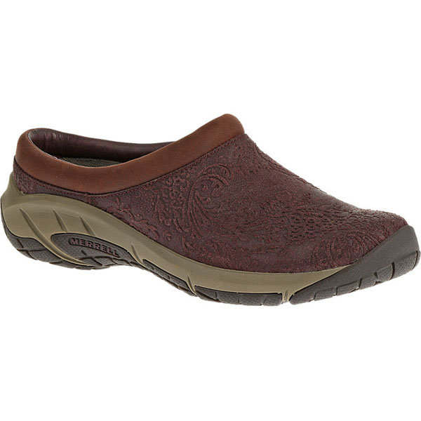 MERRELL WOMEN'S ENCORE FRILL Brown