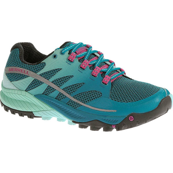 MERRELL WOMEN'S ALL OUT CHARGE Algiers Blue/Adventurine