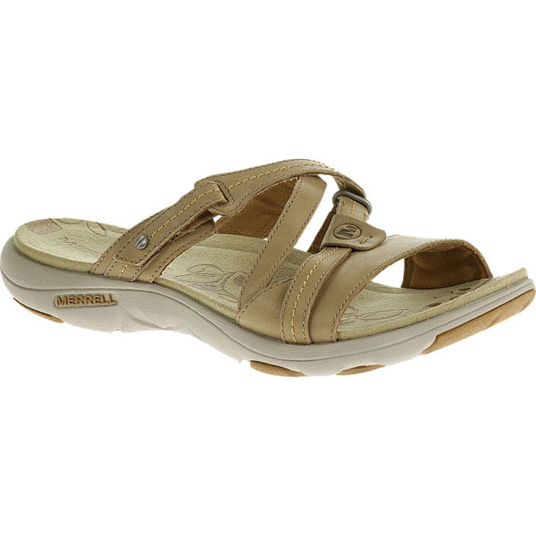 MERRELL WOMEN'S SWAY LEATHER Sand Dollar