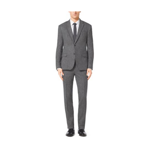 MICHAEL KORS MEN Grey Herringbone Suit GREY