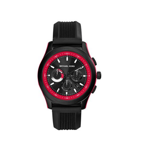 MICHAEL KORS Outrigger Black Watch