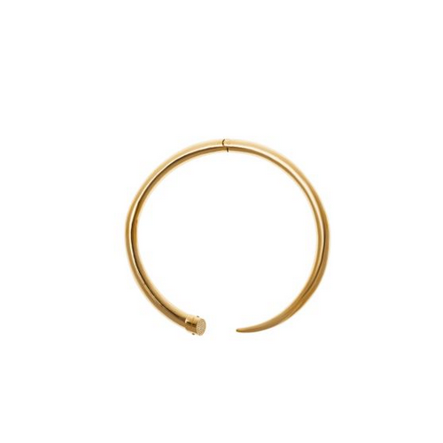 MICHAEL KORS Gold-Tone Choker Necklace