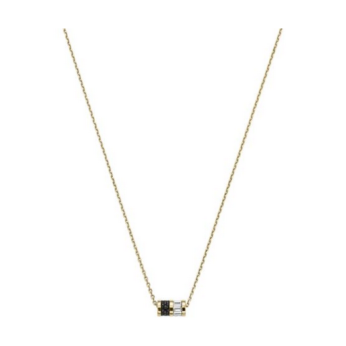 MICHAEL KORS Art Deco Pendant Necklace