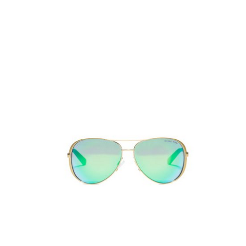 MICHAEL KORS Chelsea Sunglasses GREEN