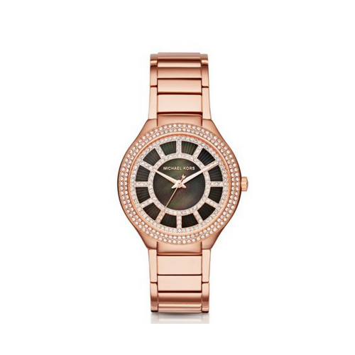 MICHAEL KORS Kerry Rose Gold-Tone Watch