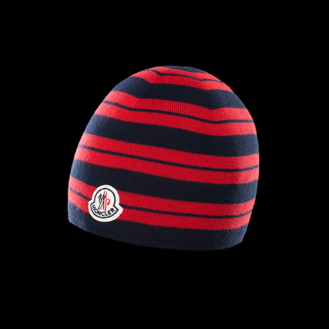 MONCLER MEN CAPPELLO RED