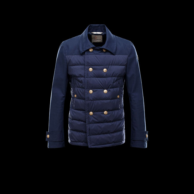 MONCLER MEN GRENOBLE ALENCON BLUE