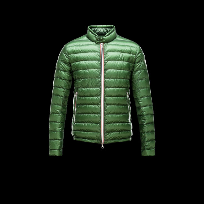 MONCLER MEN RIGEL GREEN