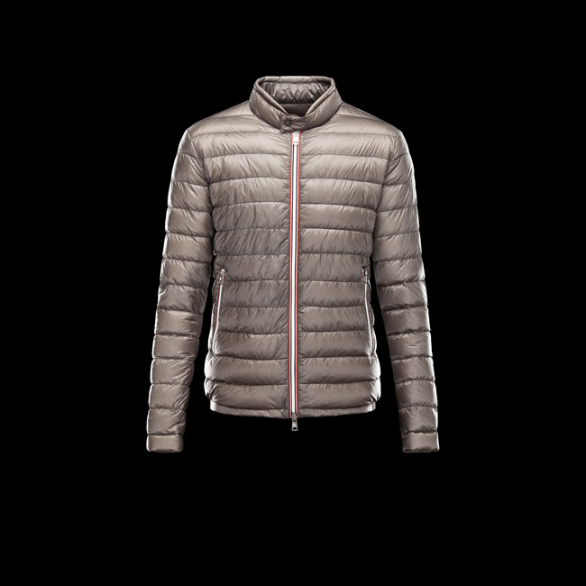 MONCLER MEN RIGEL GREY