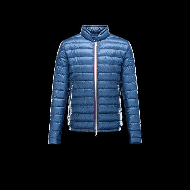 MONCLER MEN RIGEL SLATE BLUE