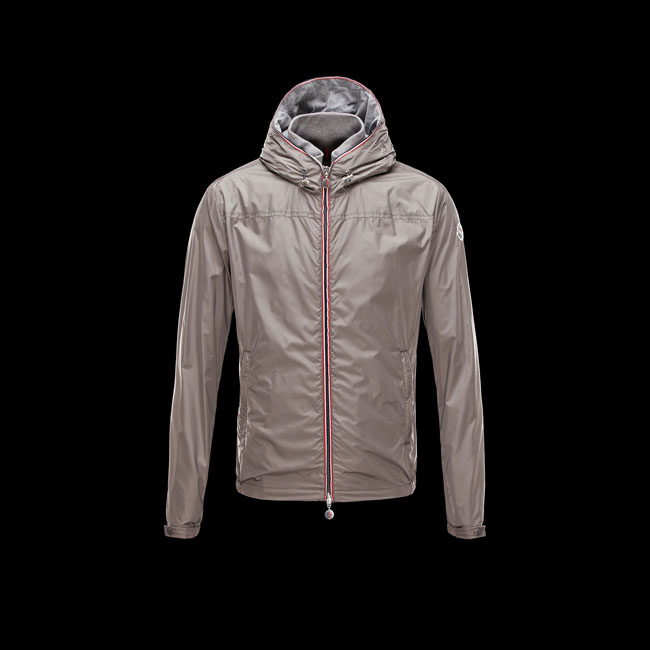 MONCLER MEN URVILLE GREY